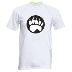 Чоловіча спортивна футболка слід - FatLine