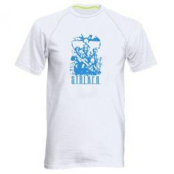 Мужская спортивная футболка Stalker Logo - FatLine
