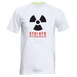 Мужская спортивная футболка Stalker