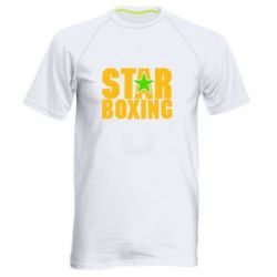 Мужская спортивная футболка Star Boxing - FatLine