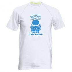 Мужская спортивная футболка STAR WARS - FatLine