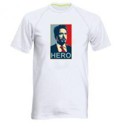Мужская спортивная футболка Stark Hero