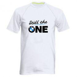 Мужская спортивная футболка Still the one - FatLine