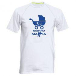 Мужская спортивная футболка Subaru Mafia