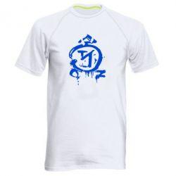 Мужская спортивная футболка Сверхъестественное логотип - FatLine