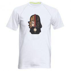 Мужская спортивная футболка Sweet Vader - FatLine