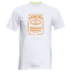Чоловіча спортивна футболка Сини Анархії Samcro - FatLine