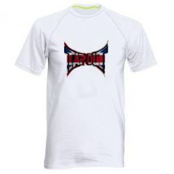 Мужская спортивная футболка Tapout England - FatLine