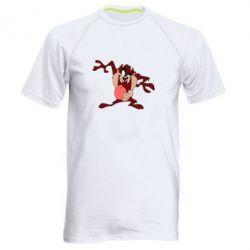 Мужская спортивная футболка Таз Тасманский дьявол - FatLine