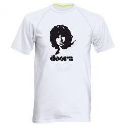 Мужская спортивная футболка The Doors - FatLine