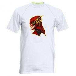Мужская спортивная футболка The Flash - FatLine