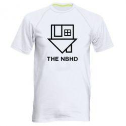 Мужская спортивная футболка THE NBHD Logo