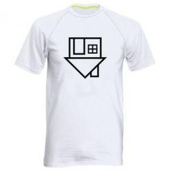 Мужская спортивная футболка The Neighbourhood Logotype