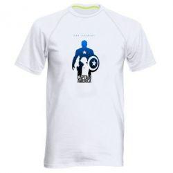 Мужская спортивная футболка The Patriot - FatLine