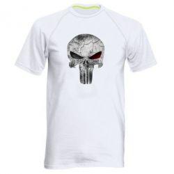 Мужская спортивная футболка The Punisher Logo - FatLine