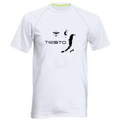 Чоловіча спортивна футболка Tiesto - FatLine