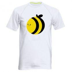 Чоловіча спортивна футболка товста бджілка
