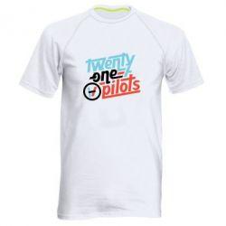 Чоловіча спортивна футболка TWENTY ØNE PILØTS