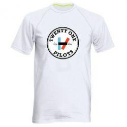 Чоловіча спортивна футболка Twenty One Pilots Stay Alive