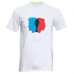 Мужская спортивная футболка Tyler Durden & Jack - FatLine