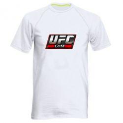 Мужская спортивная футболка UFC GyM - FatLine