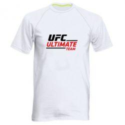 Мужская спортивная футболка UFC Ultimate Team - FatLine