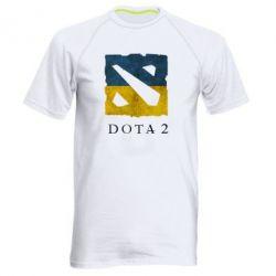 Мужская спортивная футболка Ukraine Dota Team - FatLine