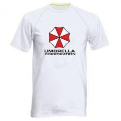 Мужская спортивная футболка Umbrella - FatLine