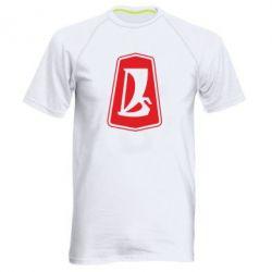 Мужская спортивная футболка ВАЗ - FatLine