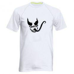 Мужская спортивная футболка Venom Silhouette - FatLine