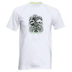 Мужская спортивная футболка Venum Brazilian Fighters - FatLine