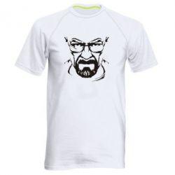 Мужская спортивная футболка Во все тяжкие (Уолтер) - FatLine
