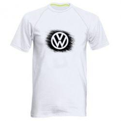 Мужская спортивная футболка Volkswagen art