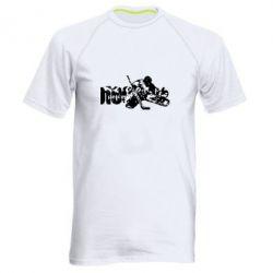 Мужская спортивная футболка Вратарь - FatLine