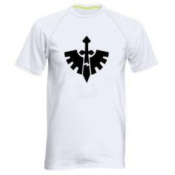 Мужская спортивная футболка Warhammer 40k Dark Angels - FatLine