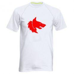Мужская спортивная футболка Warhammer Space Wolf - FatLine