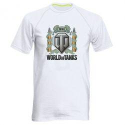 Мужская спортивная футболка WOT Art - FatLine