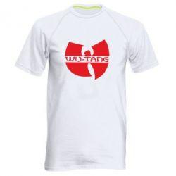 Чоловіча спортивна футболка WU-TANG - FatLine