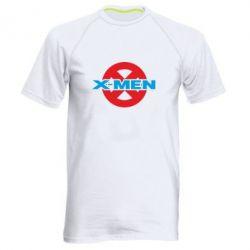 Мужская спортивная футболка X-men - FatLine