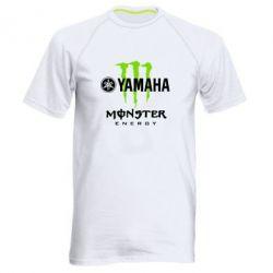Мужская спортивная футболка Yamaha Monster Energy - FatLine