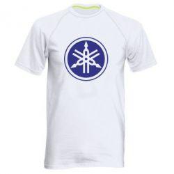 Мужская спортивная футболка Yamaha - FatLine