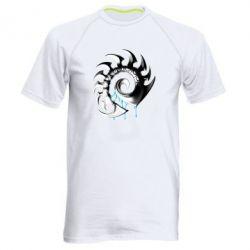 Мужская спортивная футболка Zerg Symbol - FatLine
