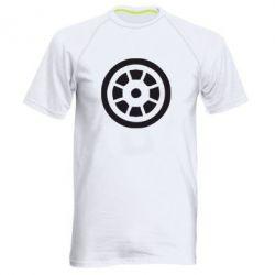 Мужская спортивная футболка Железный человек - FatLine