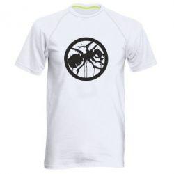 Мужская спортивная футболка Жирный муравей