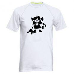 Чоловіча спортивна футболка Злюка - FatLine