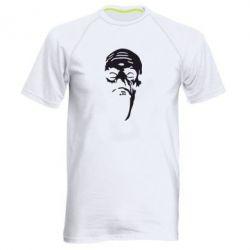 Мужская спортивная футболка Зомби (Ходячие мертвецы) - FatLine