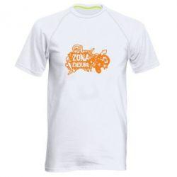 Мужская спортивная футболка Zona Enduro - FatLine