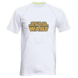 Мужская спортивная футболка Звездные войны - FatLine