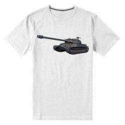 Мужская стрейчевая футболка 3Д Танк - FatLine