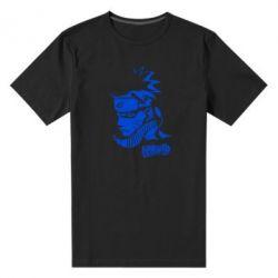 Мужская стрейчевая футболка 4256 - FatLine